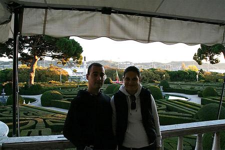 Visita ao Palácio de Belém