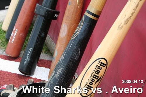 White Sharks vs. Aveiro