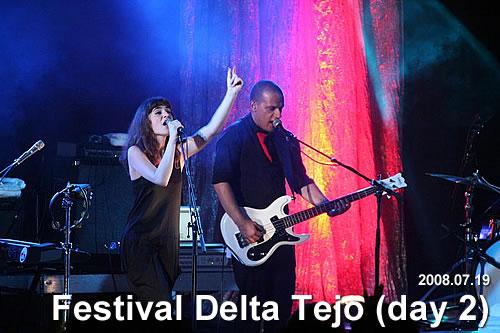 Festival Delta Tejo (dia 2)