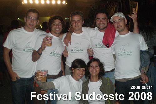 Festival Sudoeste 2008