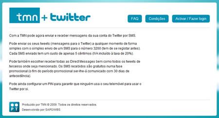 TMN + Twitter