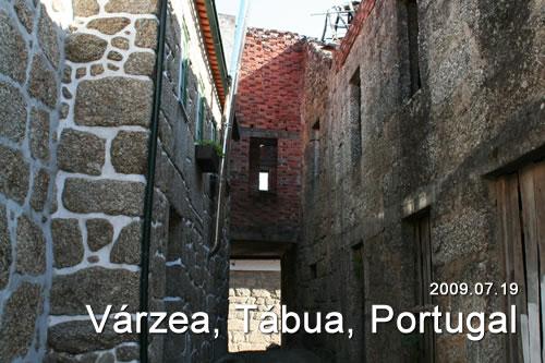 Várzea, Tábua, Portugal