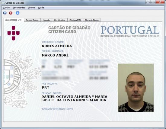 App Cartão do Cidadão