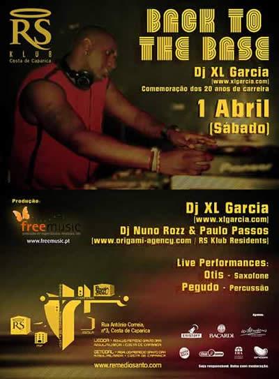 XL Garcia @ RS Klub