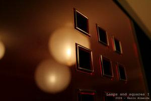 Lamps and squares I - Veja esta imagem no seu tamanho original